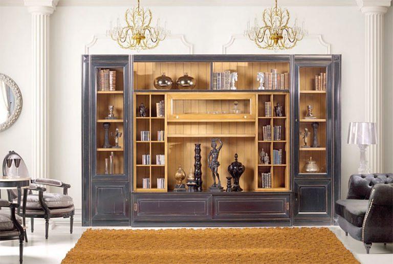 Mueble Libreria Salon Y7du Meglio Mueble Libreria Salon Librer A Cl Sica Huxley En