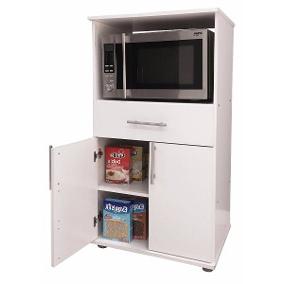 Mueble Microondas 9ddf Mueble Para Microondas Muebles De Cocina En Mercado Libre Argentina