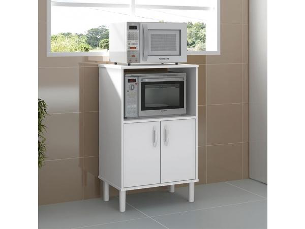 Mueble Microondas Q0d4 Mueble Para Horno Microondas Bebedero Doble Jundiai Blanco