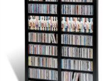 Mueble Para Dvd Fmdf Almacenamiento Mueble Para Coleccià N De Cds Dvds Juegos Rm4