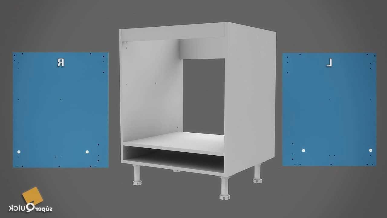 Mueble Para Encastrar Horno Y Encimera 0gdr Instrucciones De Montaje De Bajo Horno De Superquick Youtube