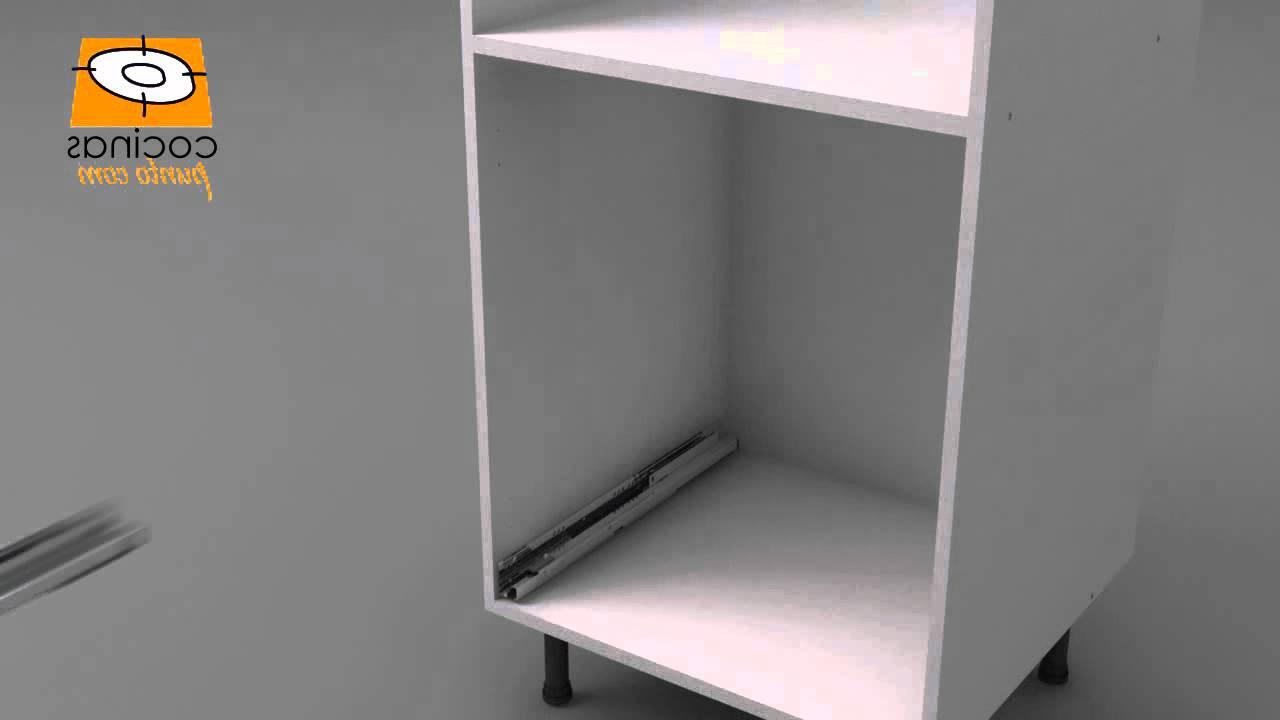 Mueble Para Encastrar Horno Y Encimera Etdg Montaje De Una Columna Horno Micro De 220×60 Para Horno De H60 Y