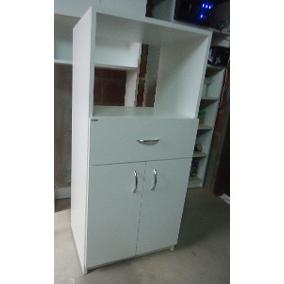 Mueble Para Horno Y Microondas Dddy Mueble Para Horno Y Microondas Muebles De Cocina En Mercado Libre