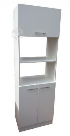 Mueble Para Horno Y Microondas Fmdf Mueble Para Microondas Color Blanco En Garbarino Palebluedoor