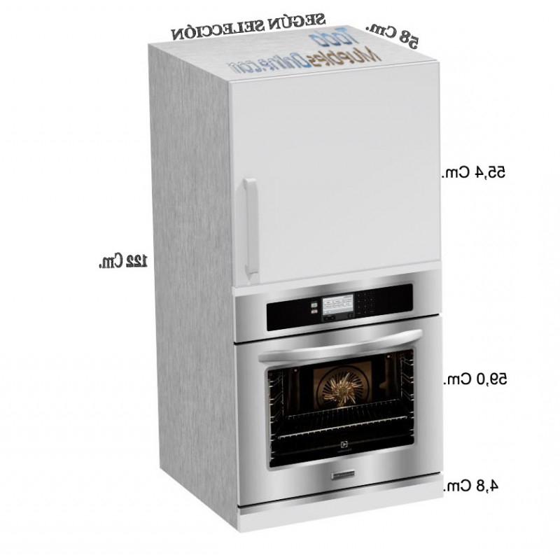 Mueble Para Horno Y Microondas Q5df Muebles De Cocina Para Horno Microondas