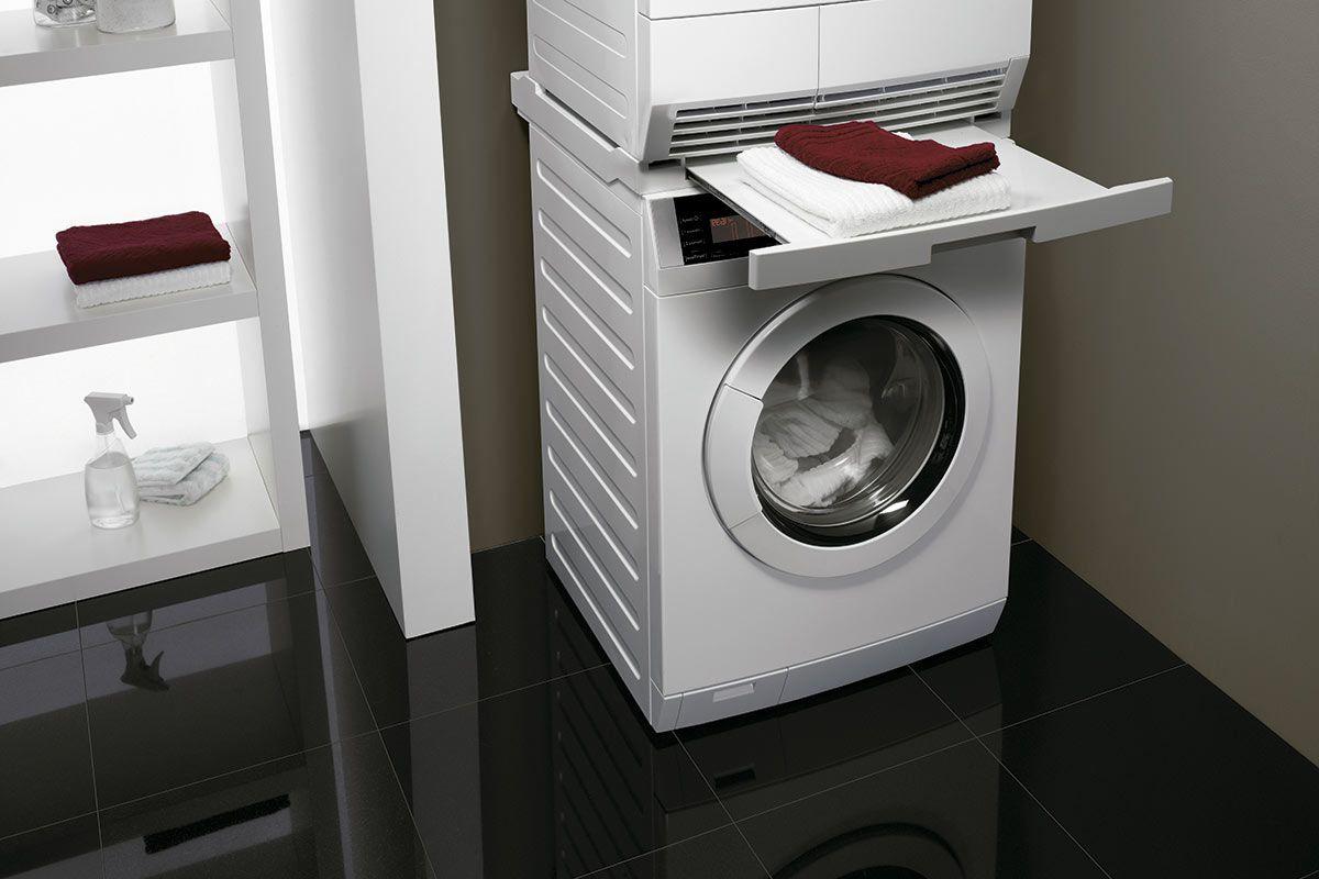 Mueble Para Lavadora Y Secadora En Torre S1du Muebles Para Tus