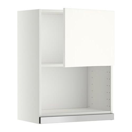 Mueble Para Microondas Ikea Rldj Metod Armario De Pared Para Microondas Blanco HÃ Ggeby Blanco 60 X 80