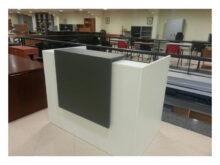 Mueble Recepcion Dddy Mesas Mobiliario De Oficina Armarios Cajones Rodantes Armarios