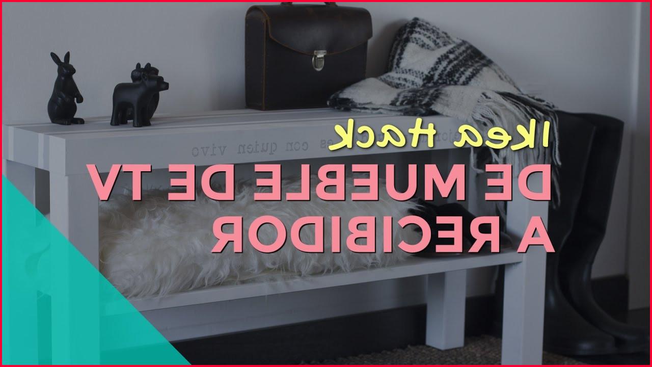 Mueble Recibidor Pequeño Tldn Ikea Muebles Recibidor Ikea Hack De Mueble De Tv A Recibidor