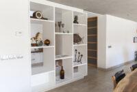 Mueble Separador De Ambientes 87dx Roomlab Mueble Librero Separador De Ambientes Lacado