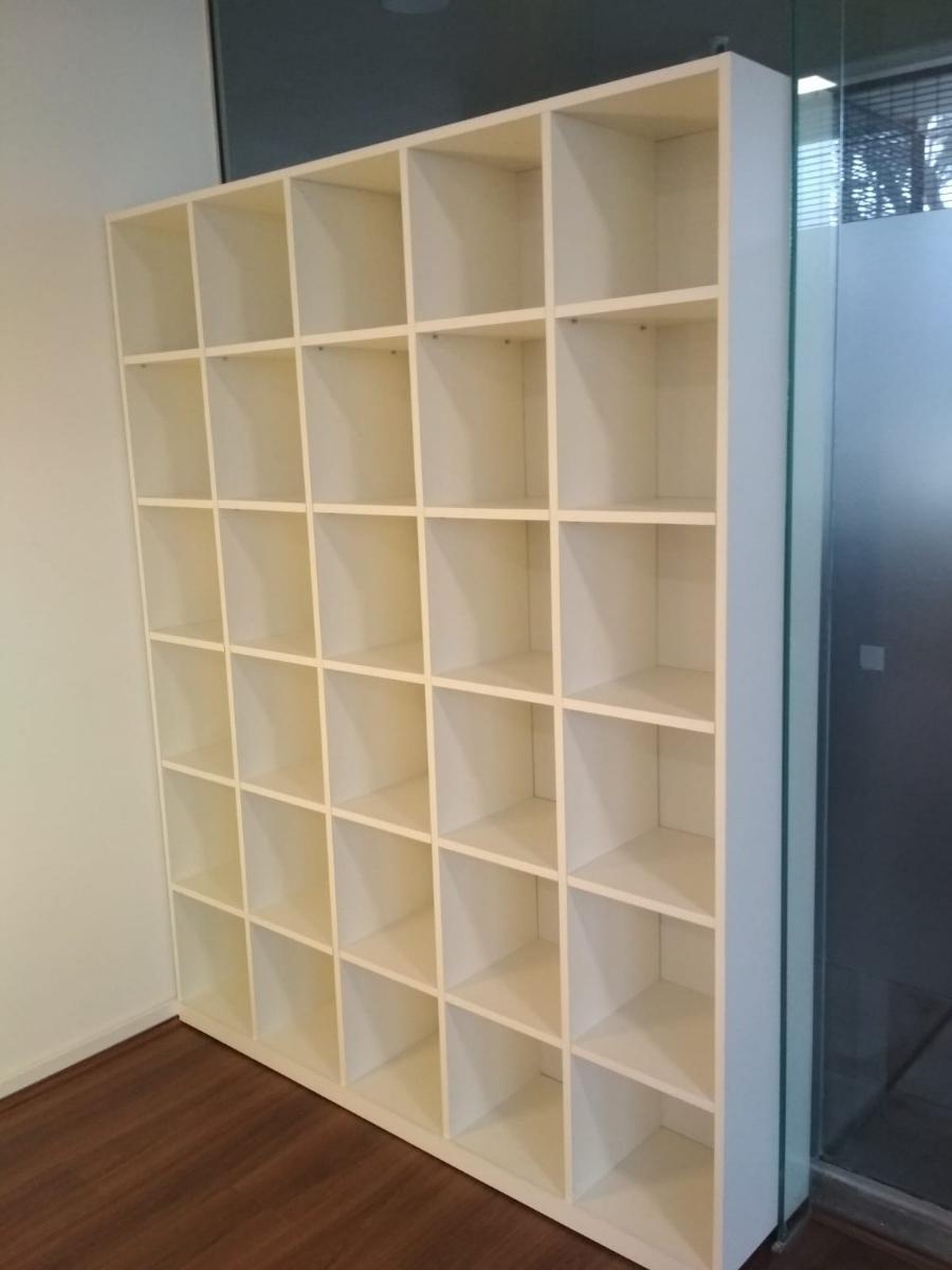 Mueble Separador De Ambientes Ffdn Mueble Separador De Ambientes En Cubos Con Fondo Blanco