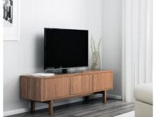 Mueble Televisor Bqdd Stockholm Mueble Tv Chapa Nogal 160 X 40 X 50 Cm Ikea
