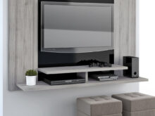 Mueble Televisor Xtd6 Mueble Flotante Para Tv Moderno Ref Manhatan 430 000 En Mercado