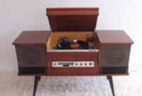 Mueble tocadiscos 3id6 Mueble Con tocadiscos Va De Vintage Vadevintage