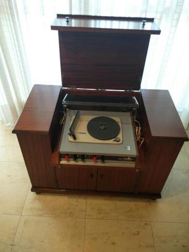 Mueble tocadiscos E9dx Mueble tocadiscos Antiguo De Segunda Mano Por 475 En Sevilla En
