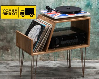 Mueble tocadiscos Thdr soporte De tocadiscos Stanton Larrge Lp Vinilo Mueble Vinyls