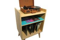 Mueble tocadiscos Tldn Mueble tocadiscos Vinilos Discos Crosley Audio Vintage Tv 7 499