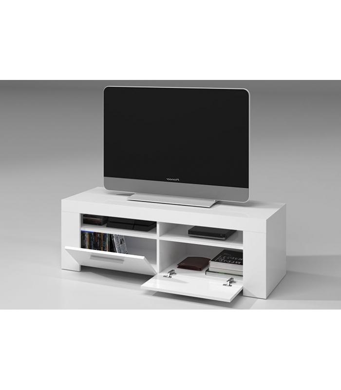 Mueble Tv Barato Drdp Muebles De Tv Liquidatodo Mueble Tv Blanco Brillo Ambit