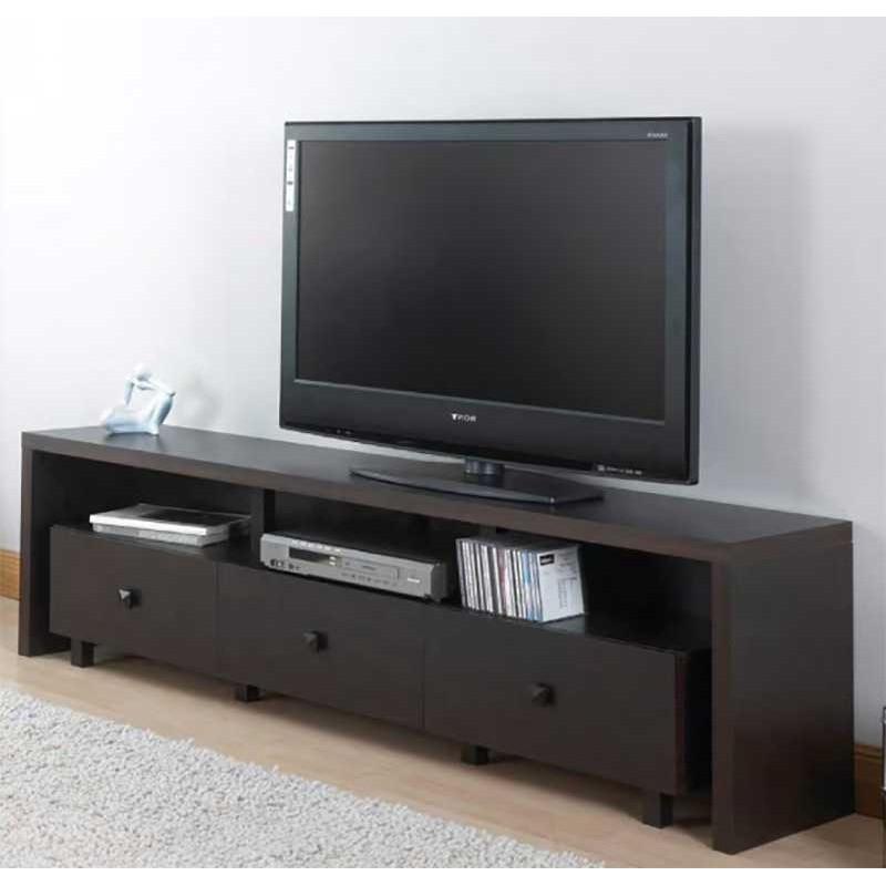 Mueble Tv Barato Mndw Mueble De Televison Barato Xira 3 Cajones Wengue Color
