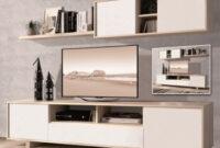 Mueble Tv Barato Txdf Muebles De Salà N Y Televisià N Tv Carrefour