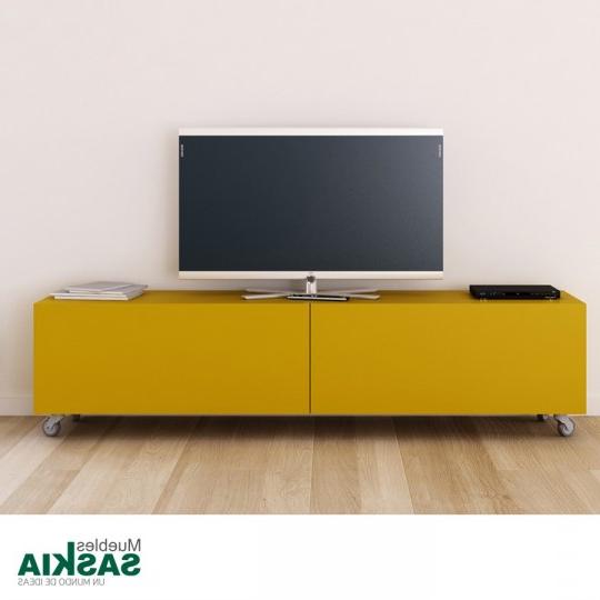 Mueble Tv Con Ruedas Y7du Mueble De Tv Con Ruedas Posicion 10 Ruedas 116 Muebles Saskia