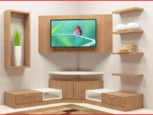 Mueble Tv Esquinero Zwd9 Mueble Tv Esquinero Wonken Tv Unit with Laminate Finish
