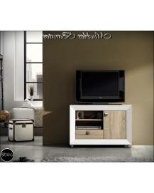 Mueble Tv Estrecho 9ddf Muebles De Tv Mobiliario Para El Televisor