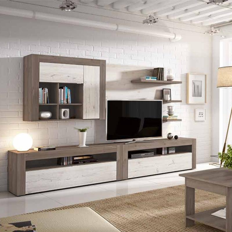 Mueble Tv Estrecho Jxdu Mueble De Televisià N Modular