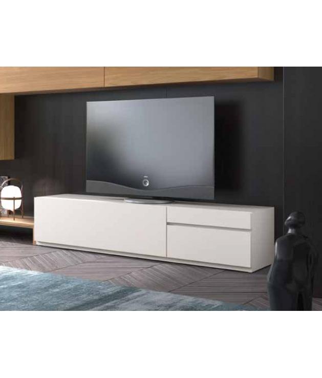 Mueble Tv Estrecho O2d5 Prar Mueble Tv Zoe 180 Cm