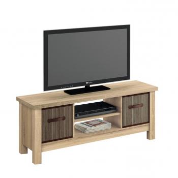 Mueble Tv Estrecho Rldj Muebles De Salà N Y Televisià N Tv Carrefour