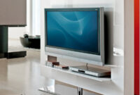 Mueble Tv Giratorio 360 87dx Mueble Tv Panorama De Bonaldo Mobiliario De Diseà O Muebles Tv