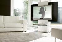 Mueble Tv Giratorio 360 Dddy totem by Pacini Cappellini Diseà O Fabio Rebosio