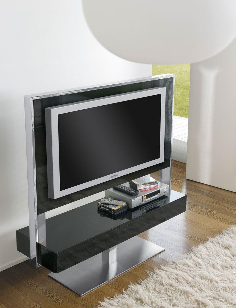 Mueble Tv Giratorio 360 E6d5 Mueble De Televisià N De Estilo Moderno Giratorio De Acero De