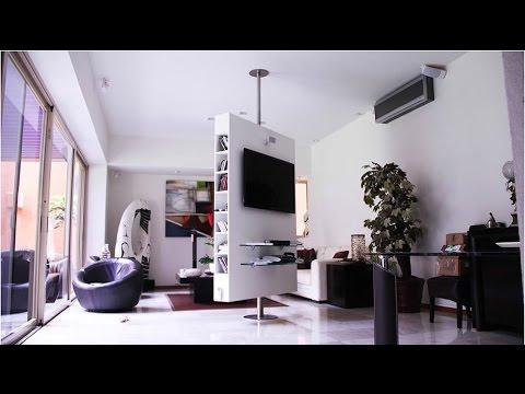 Mueble Tv Giratorio 360 Irdz Centro De Entretenimiento Multifuncional Con Giro De 360º Muebles