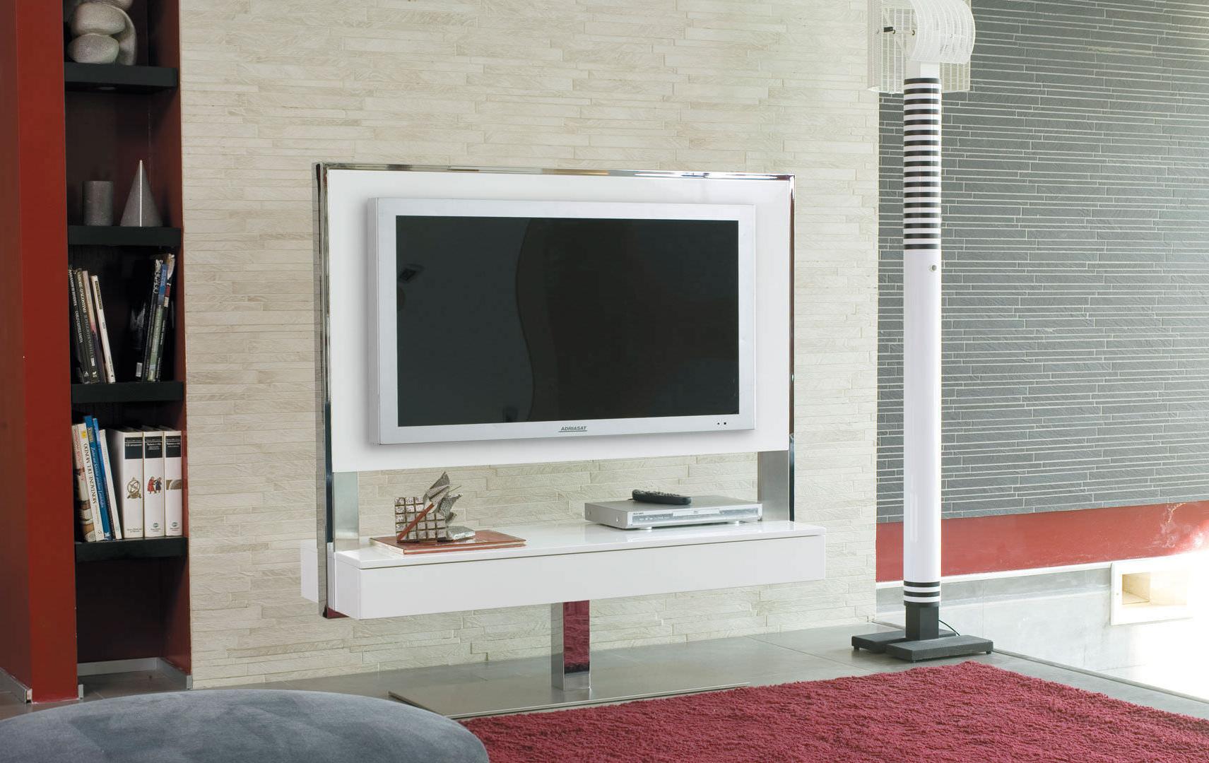 Mueble Tv Giratorio 360 J7do Mueble De Televisià N De Estilo Moderno Giratorio De Acero De