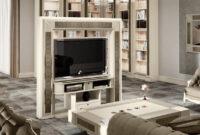 Mueble Tv Giratorio 360 U3dh Mueble Tv Doble Cara Giratorio Con Pasacables Desire Revolving by