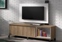 Mueble Tv Giratorio 360 U3dh Muebles Tv Con Panel Giratorio