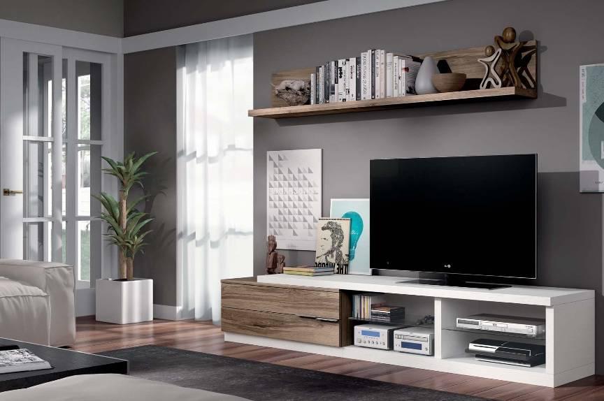 Mueble Tv Moderno H9d9 Salà N Edor Mueble Tv Moderno B 49 Wa222