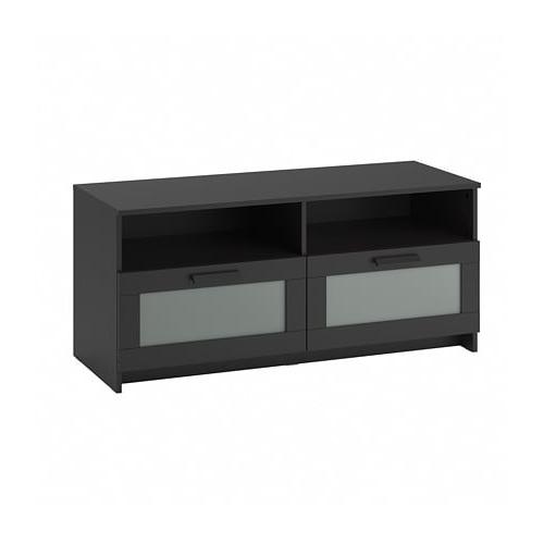 Mueble Tv Negro 3id6 Brimnes Mueble Tv Negro 120 X 41 X 53 Cm Ikea