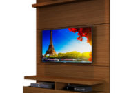 Mueble Tv Pared Gdd0 Mueble Tv Led Hasta 46 Pulg Modular City 1 2 Armado Y Envio