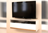 Mueble Tv Pared S1du Marcos Magnasco  Mueble De Tv Para Pared
