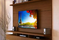 Mueble Tv Pared Thdr Panel Rack Colgante Modular Pared Tv H 65 Panel Flotante