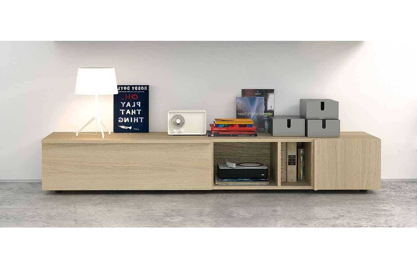 Mueble Tv Roble Whdr Mueble Tv Altea Roble Dismobel