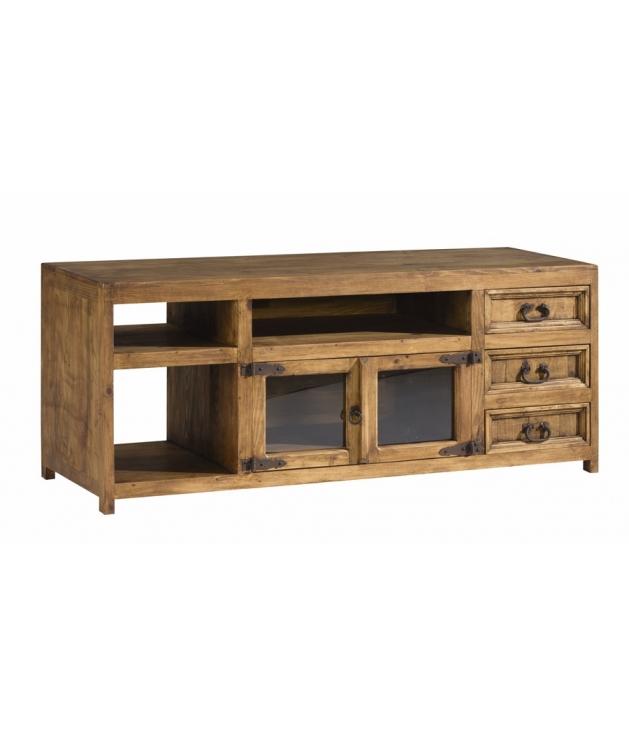 Mueble Tv Rustico Q5df Prar Mueble Tv De Madera De Estilo Rustico 257 De Modular Home