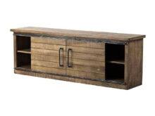 Mueble Tv Rustico X8d1 Mueble Para La Televisià N De Estilo Rústico Realizado En Madera Maciza