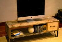 Mueble Tv Segunda Mano 4pde Pasos Para Hacer Mesa Y Sillones Muebles E Ideas Con Palets