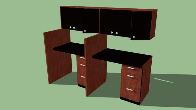 Muebles 3d Mndw Mueble Para Oficina 3d Warehouse