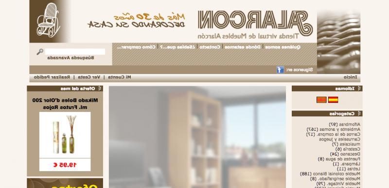 Muebles Alarcon Nkde Muebles Alarcà N Calle Feria Sevilla Encargada De Tienda
