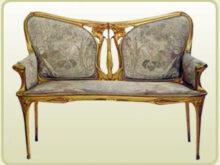 Muebles Art Nouveau