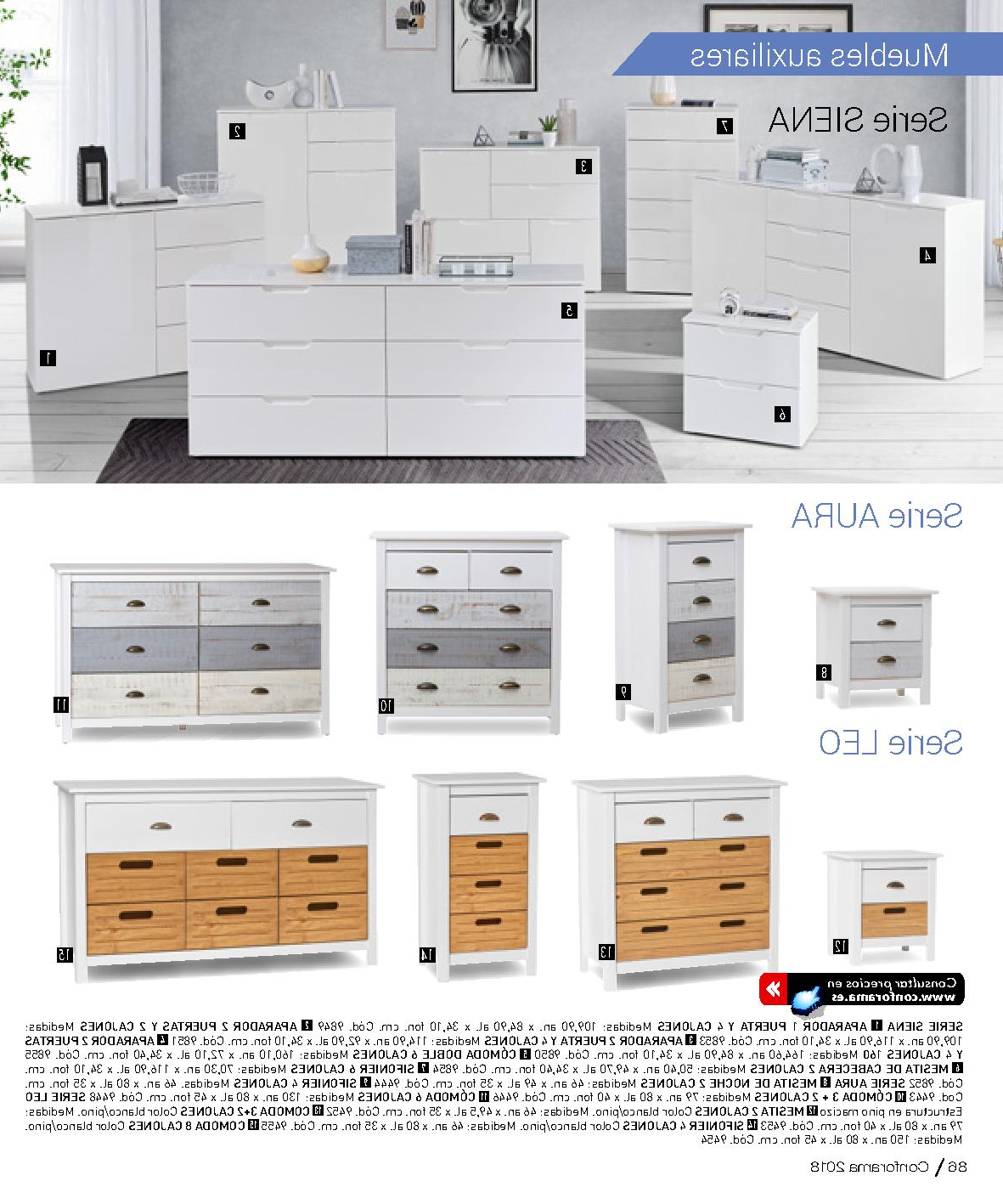 Muebles Auxiliares Conforama Y7du Conforama 2018 Mesitas CÃ Modas Y Sinfonier Imuebles